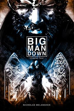 Big Man Down #4 - Cover