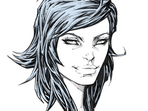 Head Variations - How To Draw Women: Female Heads PREVIEW