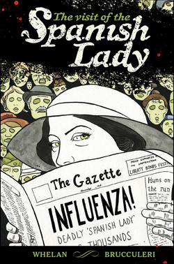 The Visit of the Spanish Lady - Cover