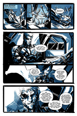 White Cell Inoculation #5 - Preview 2
