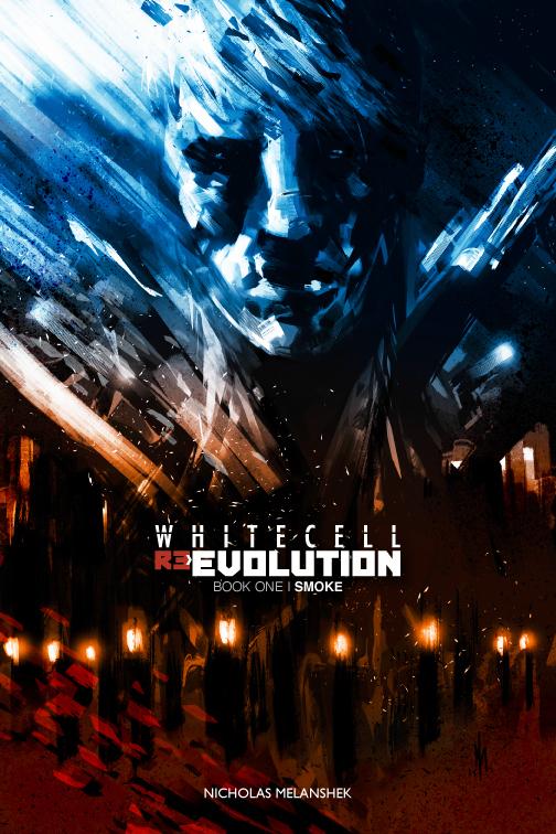 White Cell Revolution #1 - Cover