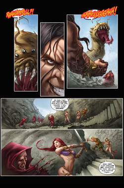 Rage #1 - Preview 2