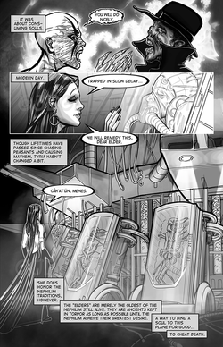 Severed Souls #2 - Preview 3