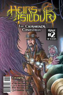 Heirs Of Isildur #2 Cover