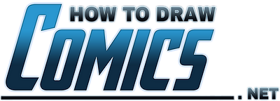 How to Draw Comics | How to Draw Comic Logo