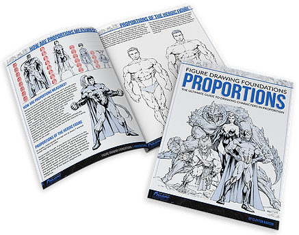 Figure Drawing Proportions E-Book