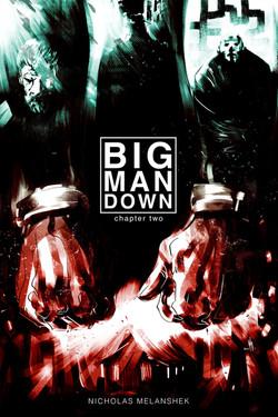 Big Man Down #2 - Cover