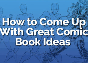 Great Comic Book Ideas From Quality Comix