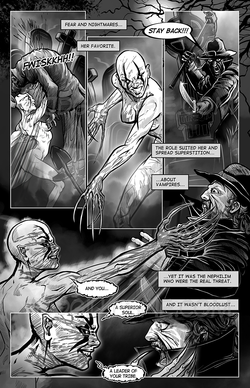Severed Souls #2 - Preview 2