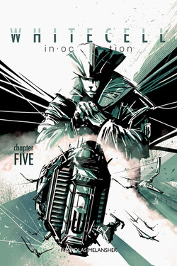 White Cell Inoculation #5 Cover