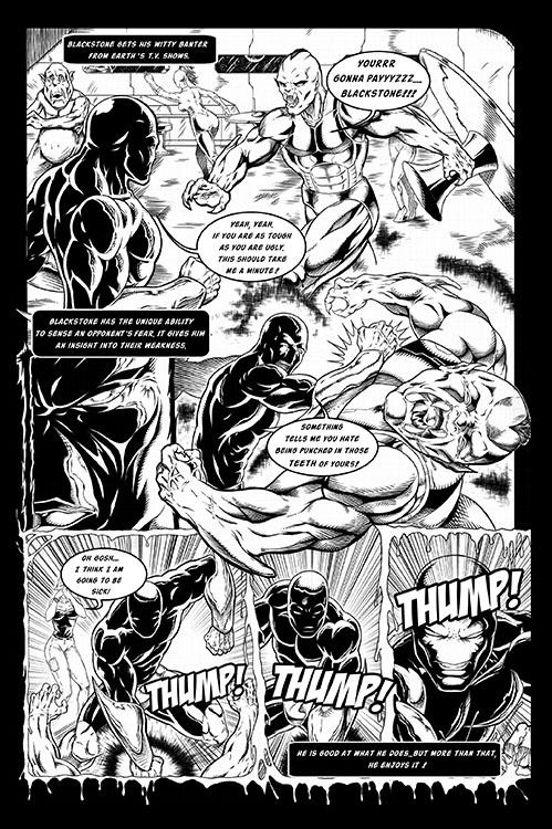 Blackstone Eternal #1 - Preview 2