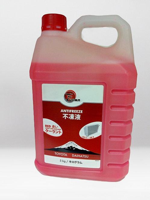 Антифриз -50 Fujima LongLife RED 5 кг