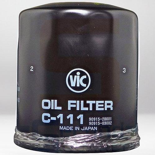 Масляный фильтр С-111 90915-03002 япония