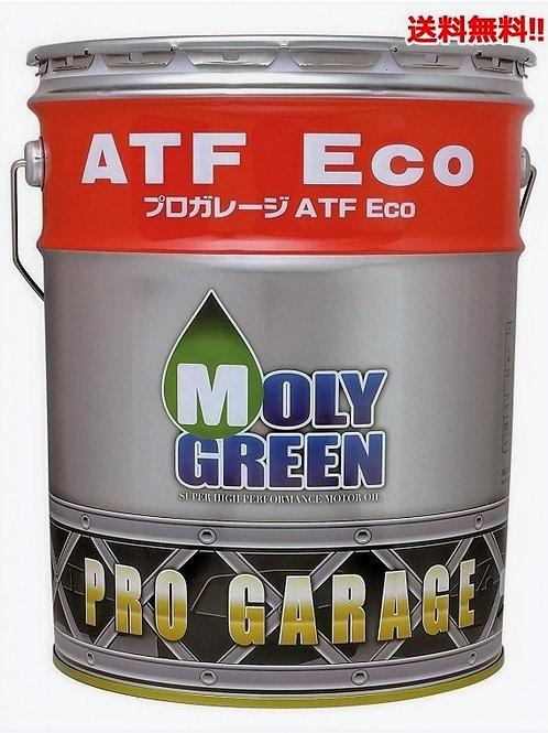 Трансмиссионное масло Moly Green ATF 20л