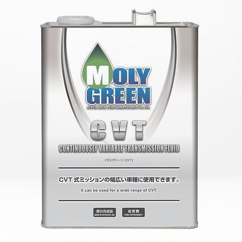 Трансмиссионное масло MOLYGREEN CVT 4л