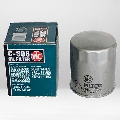 Масляный фильтр С-306 VIC