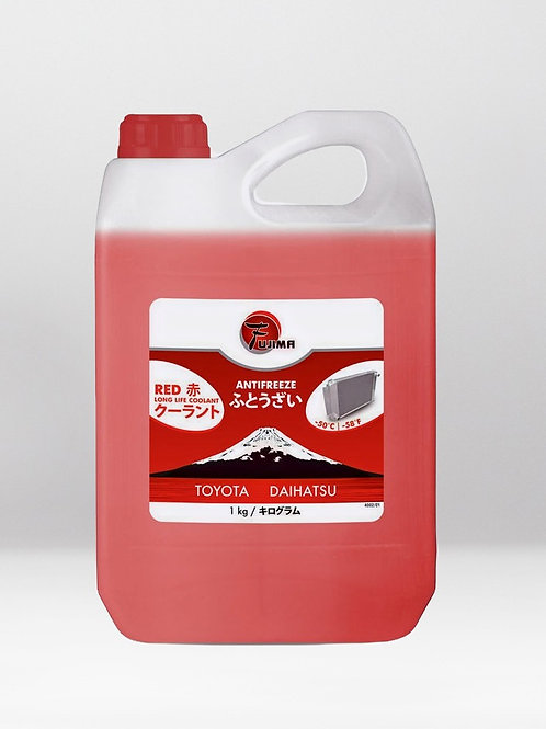 Антифриз -50 Fujima LongLife RED 1кг