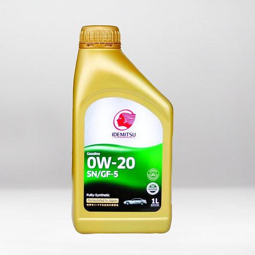 Моторное масло IDEMITSU SN/GF 0W-20 1 л.