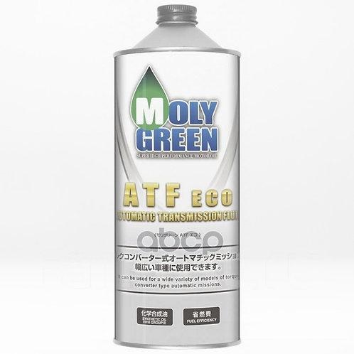 Трансмиссионное масло Moly Green ATF