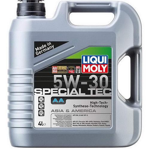 Моторное масло LIQUI MOLY 5W-30 НС Special Tec AA SN;ILSAC GF-5 4л
