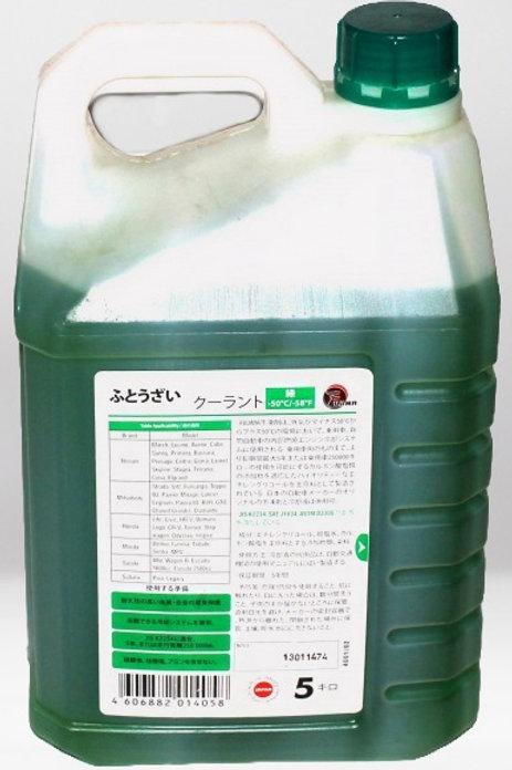 Антифриз -50 Fujima LongLife GREEN 5кг