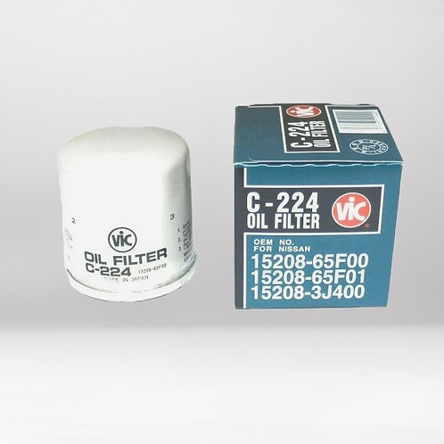 Масляный фильтр С-224 VIC ниссан