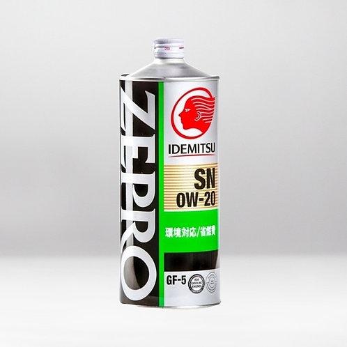Моторное масло IDEMITSU ZEPRO ECO MEDALIST SN/GF-5 0W-20 1 л.