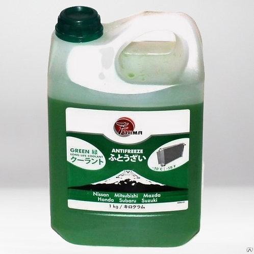 Антифриз -50 Fujima LongLife GREEN 1кг