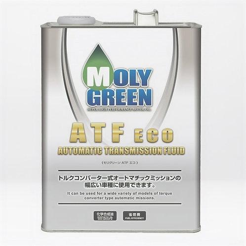 Трансмиссионное масло Moly Green ATF 4L