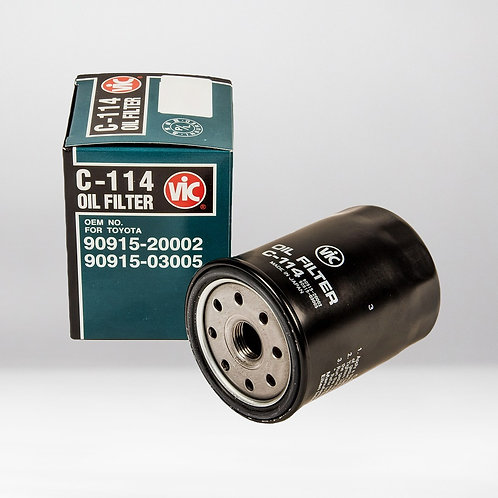 Масляный фильтр С-114 VIC