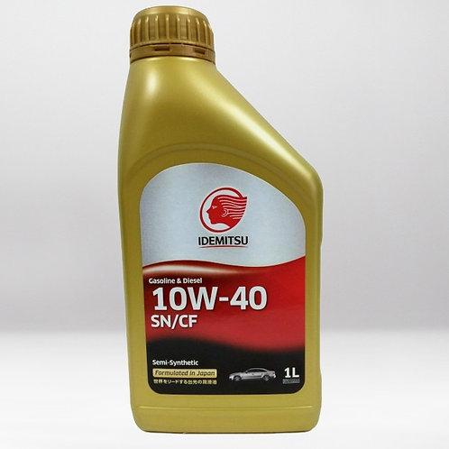 Моторное масло IDEMITSU SN/CF 5W-40 1 л.