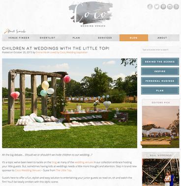 Coco Wedding Directory Blog