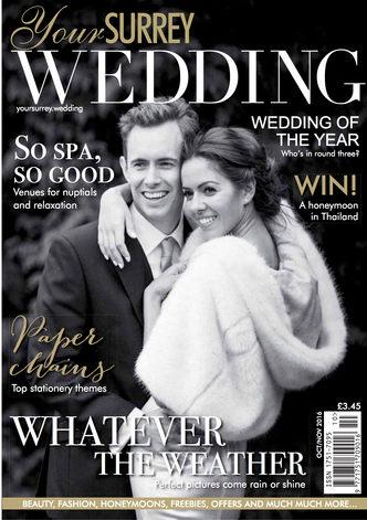 Your Surrey Wedding