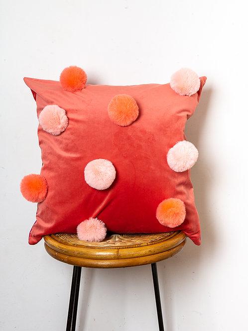 Pomtastic cushion