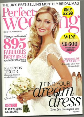 Perfect Weddings Magazine