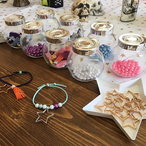 Bead Bar Pop Up Party (10 guests)