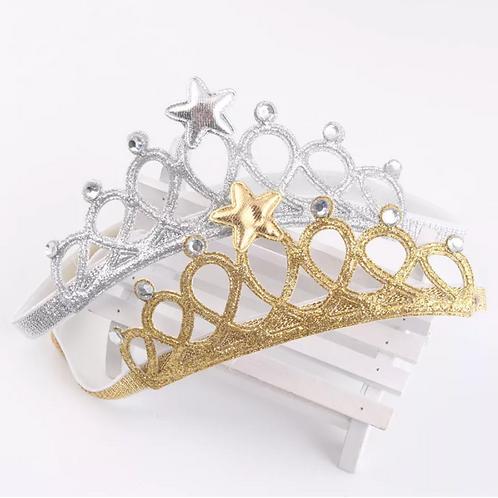 Elastic crown
