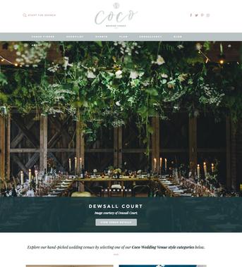 Coco Wedding Venues Blog