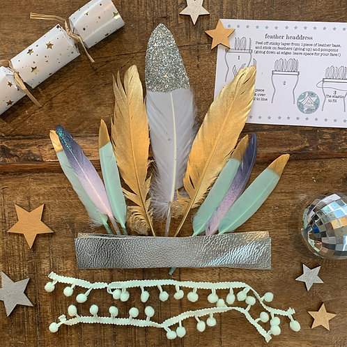 Feather Headdress Kit