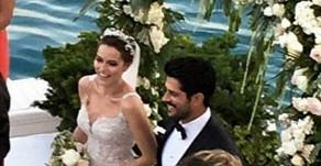 Свадьба года: Бурак Озчивит и Фахрие Эвджен поженились!