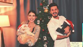 2018! 10 новогодних фото турецких звезд