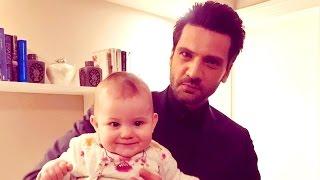Эмир с любимой дочерью