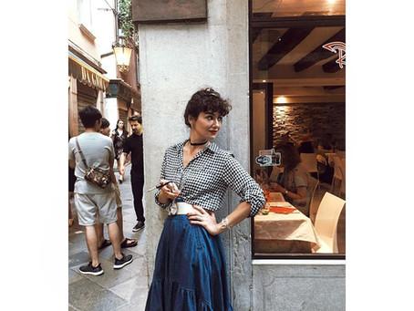 Мода Instagramа. 10 стильных фото турецких актрис