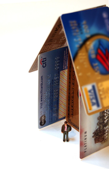 Created this for a msnbc.com story on house of credit cards
