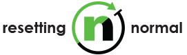 Resetting Normal logo