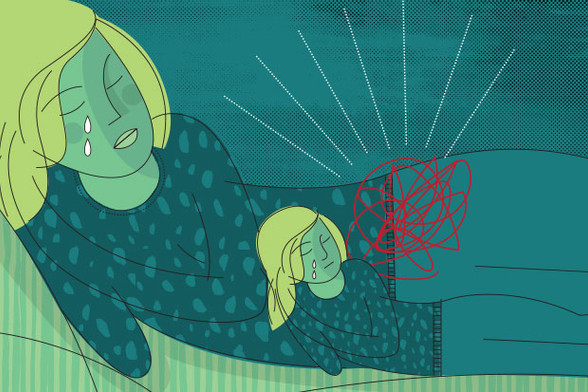 Endometriosis linked to childhood abuse