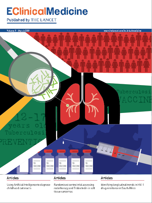 Illustration for scientific submission to medical journalto