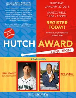 2014 Hutch Award Luncheon