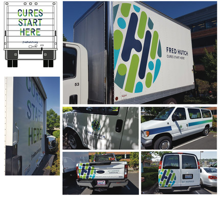 Vehicle rebrand