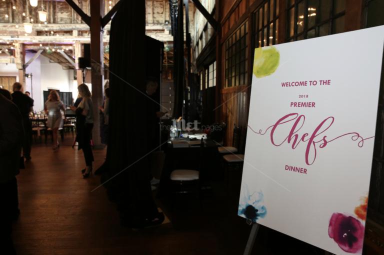 2019 Premier Chefs Dinner event